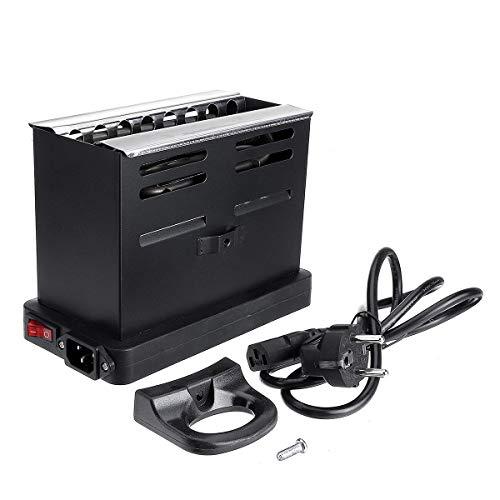 GAIXIA Home 220V Electric Coal Starter Hookahh Nargila Heating Stove Charcoal Burner BBQ