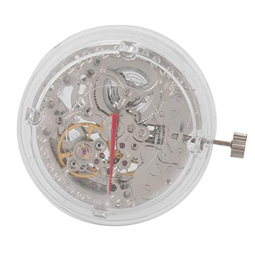 Movimiento de reloj hueco, mecánico automático 2807 Piezas de alta precisión Accesorios de reloj Piezas de repuesto Movimiento de reloj, para relojeros de repuesto de relojes