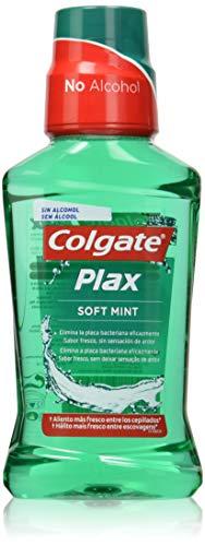 Elixir Bucal Colgate Plax Verde Menta, 12 Horas de Proteccio