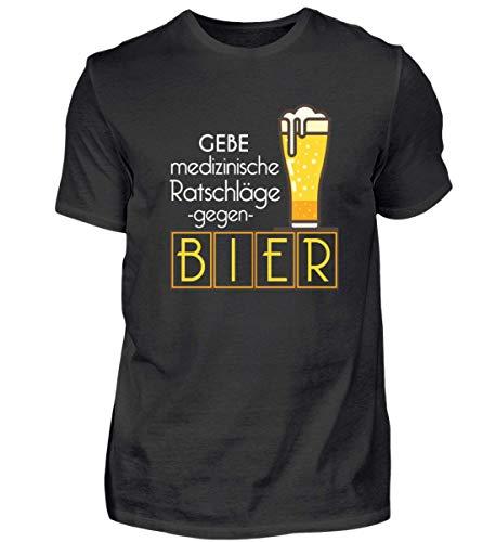 Bier für Ärzte und Krankenschwestern - Herren Shirt
