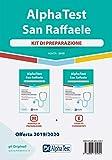 Alpha Test San Raffaele. Per l'ammissione a Medicina,...