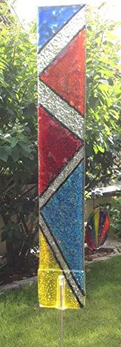 Sonnenfänger Gartenstecker Design Cross Diamant
