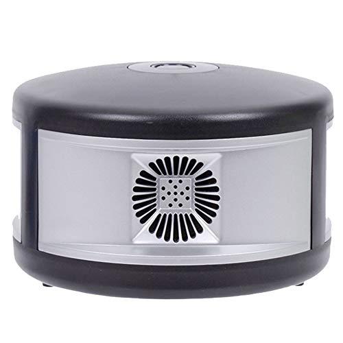 HYE Ahuyentador de Ratones hogar Repelente Ultrasónico de Plagas antimosquitos electrico con 6 tecnología de conversión de frecuencia Interiores electrónica biónica Plagas Control