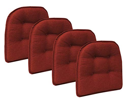 Klear Vu Omega Gripper Tufted Furniture Safe Non-Slip Dining...