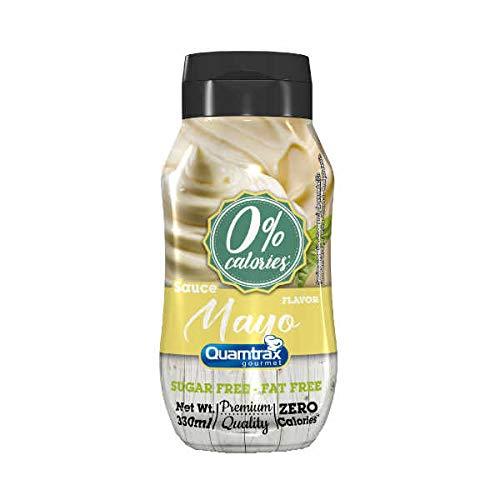 Quamtrax Gourmet Sauce Mayo - 330 ml