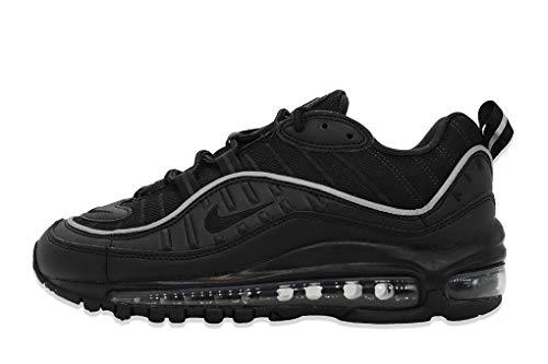 Nike W Air Max 98, Scarpe da Running Donna, Nero (Black/Black/off Noir 004), 35.5 EU
