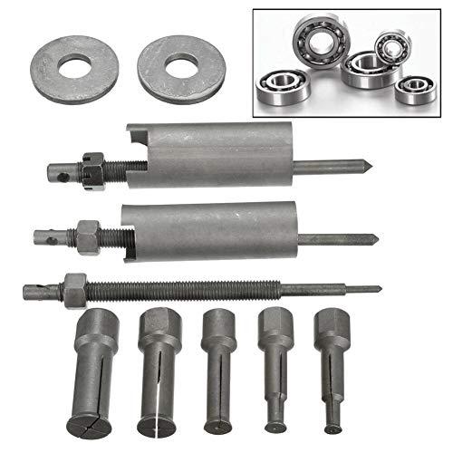 NO LOGO 1pc Motorrad Intern Bearing Puller Kit Motorrad Inner-Reparatur-Remover-Tools