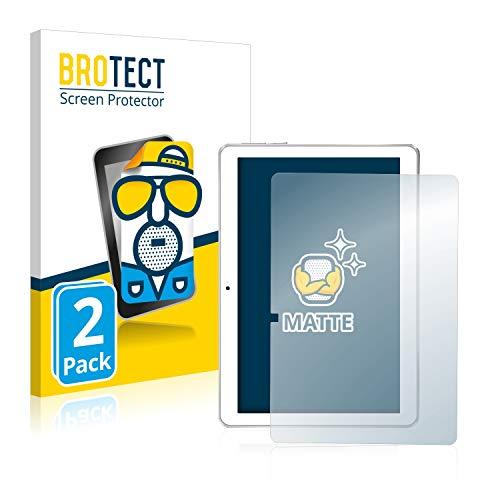 BROTECT 2X Entspiegelungs-Schutzfolie kompatibel mit Toscido X104 10