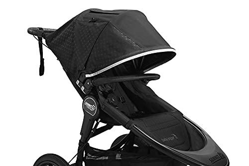 Baby Jogger Belly Bar - Mounting Bracket Single, Black