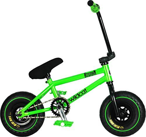Wildcat Amazon Original 1B Mini BMX - Bicicleta de montaña, color verde