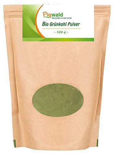 BIO Grünkohl Pulver - 500g Vorratspack