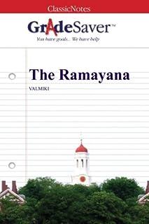 GradeSaver (TM) ClassicNotes: The Ramayana