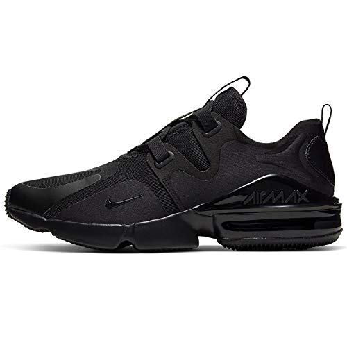 Nike Men's Air Max Infinity Sneakers Black/Black BQ3999 004 (Numeric_10)