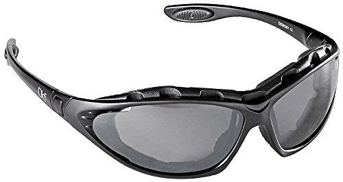 Dice Sonnenbrille mit Silikondichtung, schwarz