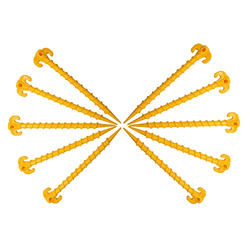 Tzt Schraubhering Zeltheringe Heringe 25 cm 10 Stück