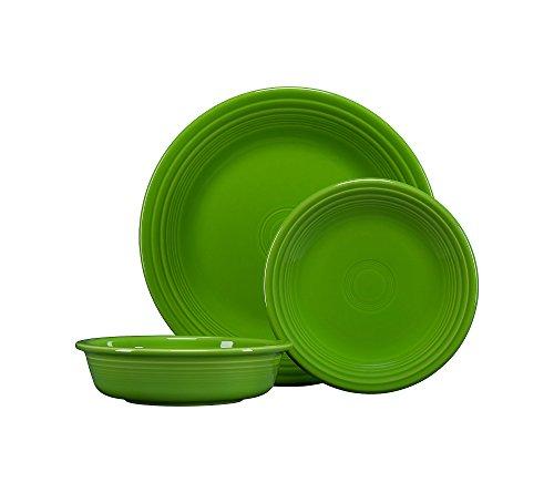 Fiesta 3-pc. Classic Dinnerware Set Shamrock
