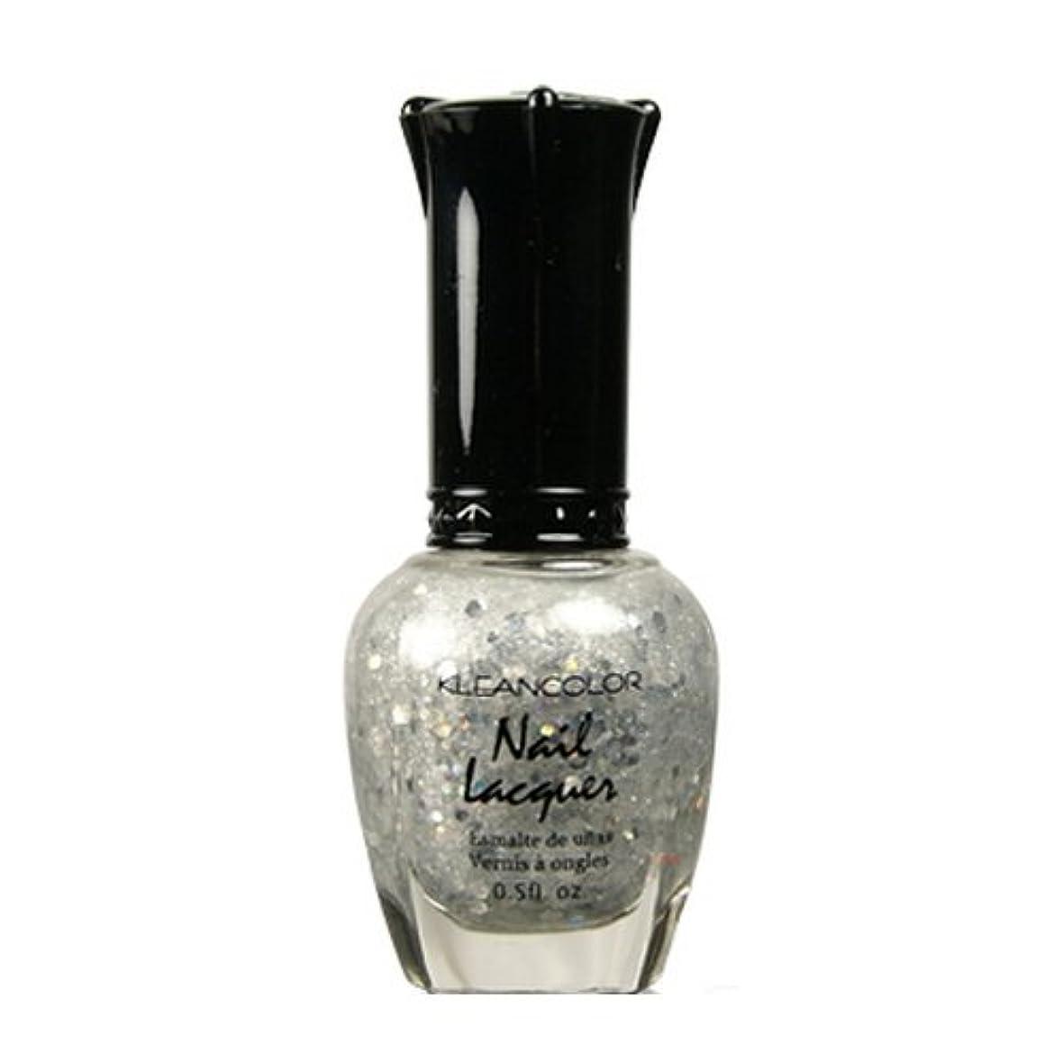 科学者意識進行中KLEANCOLOR Nail Lacquer 4 - Bridal Shower (並行輸入品)
