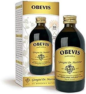 Dr. Giorgini Obevis Liquido Analcolico Integratore Alimentare 200 ml