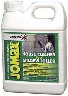 Zinsser 60104 Jomax House Cleaner and Mildew Killer, 1 Quart