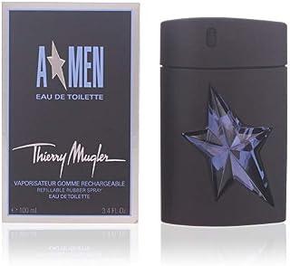 Angel Men By Thierry Mugler For Men. Eau De Toilette Spray 3.4 Oz (Refill).