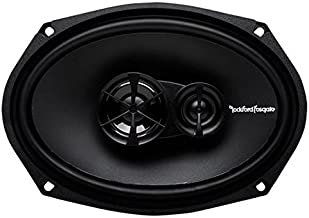 "Rockford Fosgate R169X3 Prime 6"" x 9"" 3-Way Full-Range Coaxial Speaker (Pair)"