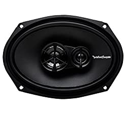 Rockford Fosgate R169X3 Prime 6 x 9 inc  3-Way Full-Range Coaxial Speaker
