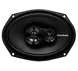 "top rated Rockford Fosgate R169X3 Prime 6 ""x 9"" 3-way coaxial full-range speaker (pair) 2021"