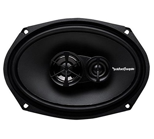 "Big Save! Rockford Fosgate R169X3 Prime 6"" x 9"" 3-Way Full-Range Coaxial Speaker (Pair)"