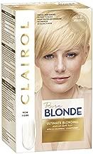 COTY HAIR Clairol Nice N Easy Born Blonde, Ultimate Blonding Bleach Blonde Hair Color, 1 K