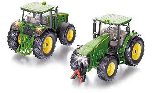 RC Auto kaufen Traktor Bild 3: Siku 6881 - John Deere 8345R Set mit Fernsteuerung*