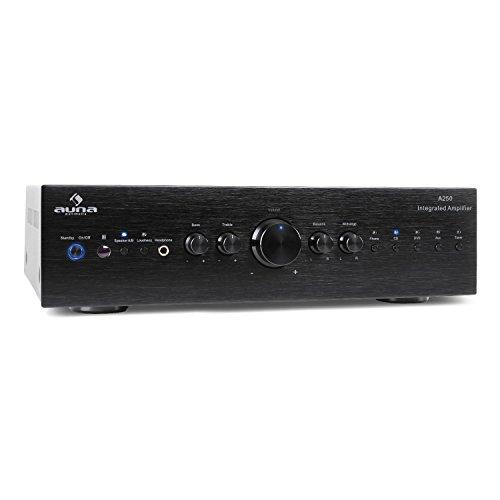 auna AV2-CD708 - Stereo HiFi Hei...