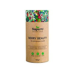 BERRY BEAUTY: Our Antioxidant Superfood Blend includes Organic Chia Seeds, Acerola Cherry, Acai Berry, Blueberry, Cranberry, Maqui Berry, Strawberry & Maca. NATURAL ANTIOXIDANTS: Your daily source of Vitamin C in just one teaspoon of natural, real fo...