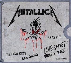 Live Shit: Binge & Purge (CD & DVD)