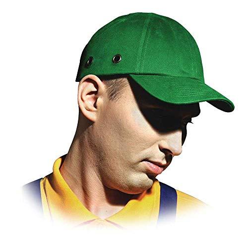 Rijst Bumpcap_Z Lichte industriële helm, groen, 54-59 maat