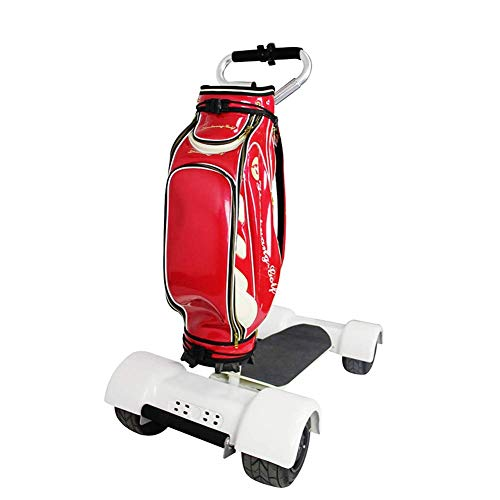 YLJYJ 1000W 4-Wheel Golf Cart, 60V 18.2 Lithium Battery, Golf Course Scooter(Exercise Bikes)