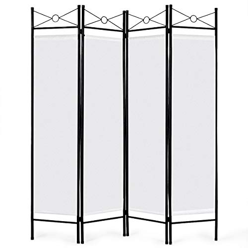 white room dividers privacy screens