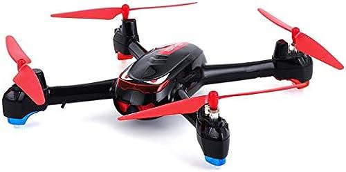 Drone Quadricoptère avec drone FPU SH2 FPV intelligent Selfie RC avec positionneHommest GPS Suivez le Surround Grand Angle 1080p HD - Rouge