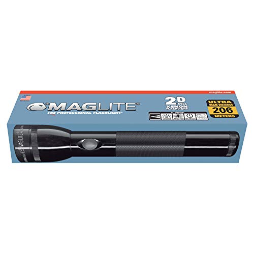 Maglite Torcia 2-Cell D Cell Xenon Flashlight