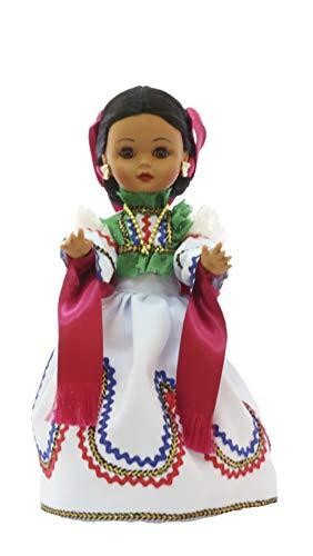 muñecas geli venta fabricante EULALIA COLECCIONES - Muñecas Típicas Mexicanas