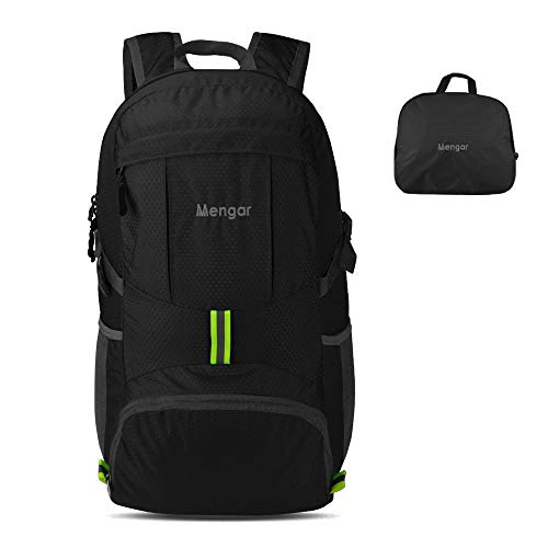 Mengar Foldable Water Resistant Packable Backpack