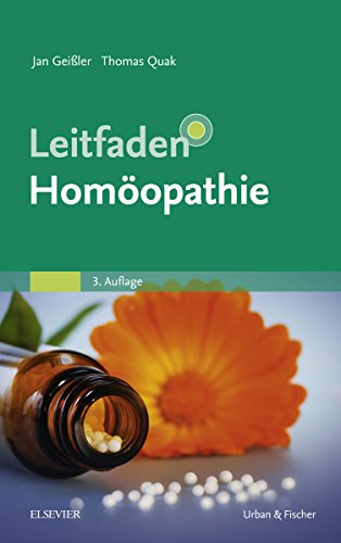 Leitfaden Homöopathie