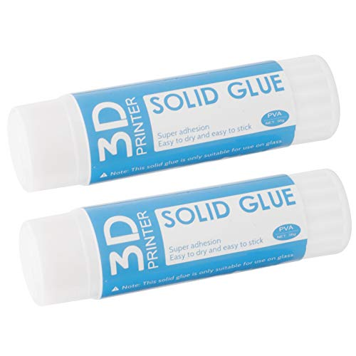 2Pcs Water‑Soluble PVA Gluing, Environmentally Friendly, 3D Printer Adhesive Glue, 3D Printer Tool