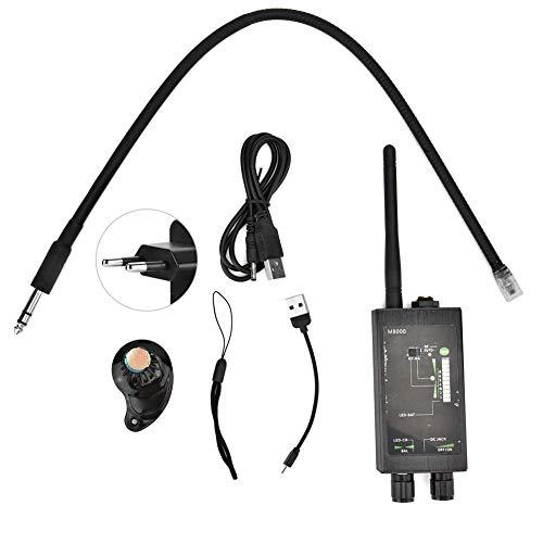 Snufeve6 Antidetector de Alta sensibilidad, Antidetector de Radio, Análisis lógico para Detector Exterior(100-240 European Standard)
