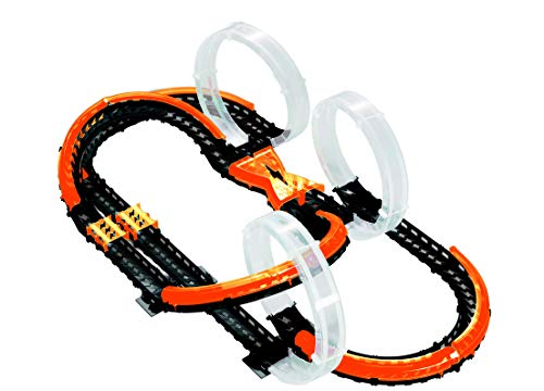 Auldey- Circuit Triple Skyloop - Triple Looping + 2 voitures- EU211134C