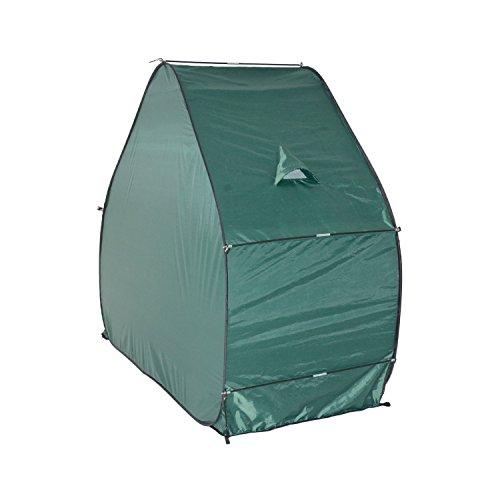 ALEKO BSP79GR Pop-Up Weather Resistant Bike Storage Tent, Green