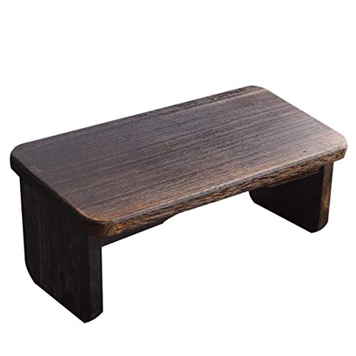 LLC-POWER Original meditationsbänk, hopfällbar yoga knäpall, vinklade ben, lågt säte för...