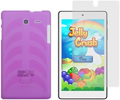 Alcatel Onetouch Pop 7 LTE 9015W Tablet TPU Case iShoppingdeals Slim Fit Anti Slip Protective product image