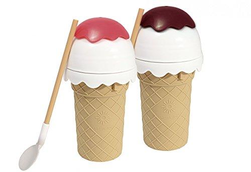 Broszio 1662 - Magic Freeze Ice Cream Maker, Verschiedene Spielwaren