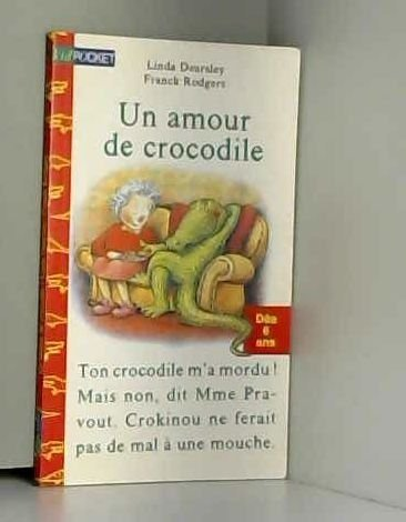 Un amour de crocodile (Kid pocket)