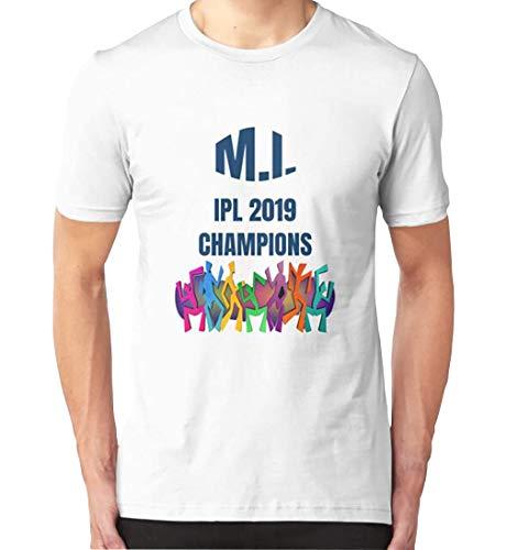 IPL Champions 2019 Slim Fit T-Shirt